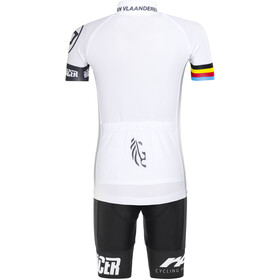 Bioracer Van Vlaanderen Pro Race - Ensemble Enfant - blanc